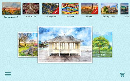 Jigsaw Genius apktram screenshots 2