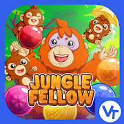 Jungle Fellow - Bubble Shooter Free