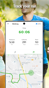 GStep: Pedometer, Step Counter, Running Tracker