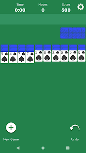 Spider (Classic Card Game)