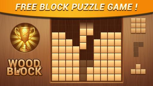 Wood Block - Classic Block Puzzle Game 1.0.7 screenshots 5