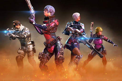 DEAD WARFARE: RPG Zombie Shooting - Gun Games 2.19.6 screenshots 9