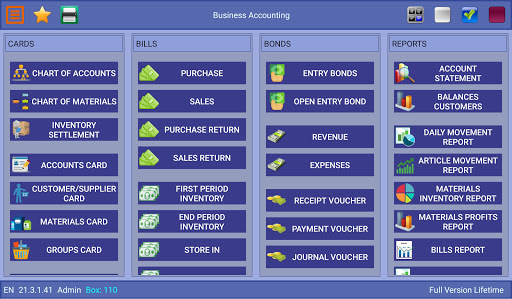 Business Accounting android2mod screenshots 8