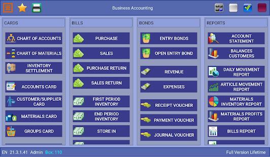 Business Accounting screenshots 8