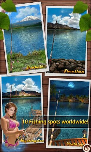 Fishing Mania 3D 1.8 screenshots 9