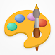 Paint Puzzle - Androidアプリ