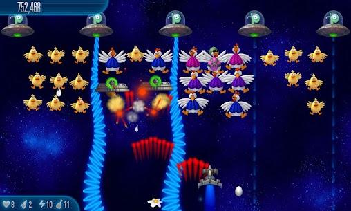 تحميل لعبة Chicken Invaders 5 للاندرويد [آخر اصدار] 3