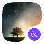 Twinkling-APUS Launcher theme
