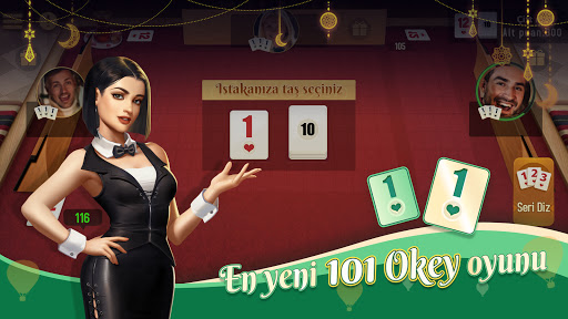 101 Okey VIP screenshots 1