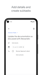 Google Tasks: Any Task, Any Goal. Get Things Done 1