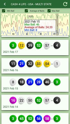 Lottery Generator & Statistics  Screenshots 2
