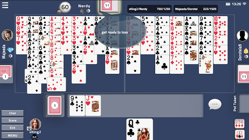 Buraco Plus 9.5 screenshots 2