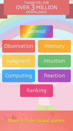 Brain Training Day~brain power modiapk screenshots 1