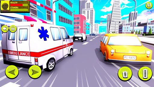 Wobbly - Life Simulator Open World Crime City  screenshots 4