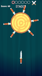 Knives Hit  : Just Shoot It! Game Hack Android and iOS 3