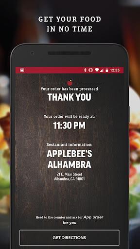 Applebee's 3.6.9 Screenshots 4
