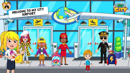 My City : Airport [Paid, MOD] For Android 1
