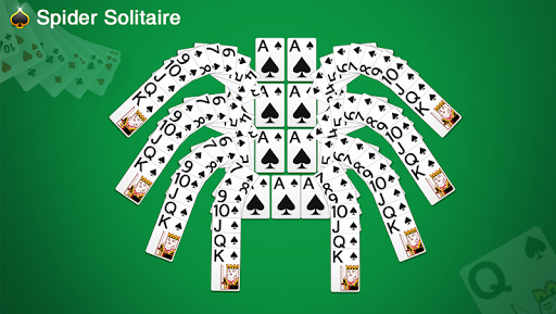 Spider Solitaire  screenshots 9