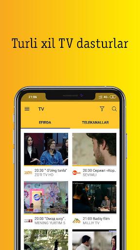 Beeline TV Uzbekistan  Screenshots 2