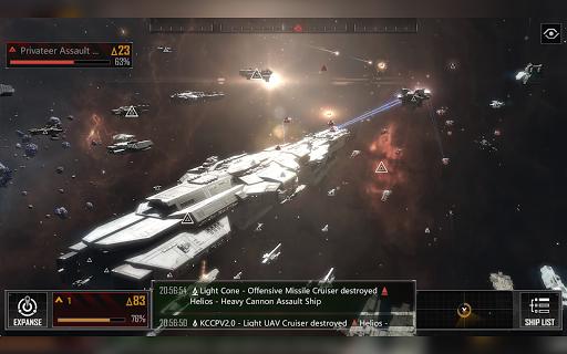 Infinite Lagrange apkslow screenshots 24