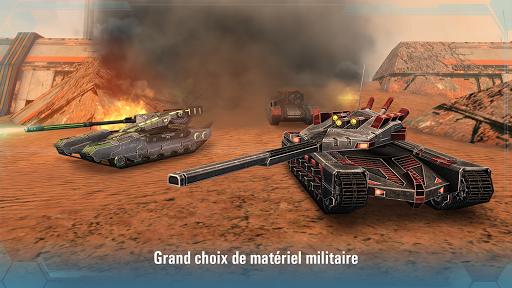 Télécharger gratuit Future Tanks: Jeux de Guerre de Tank Gratuit APK MOD 2