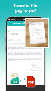 Download PDF Cam Scanner - Camera Scanner to PDF For PC Windows and Mac apk screenshot 5