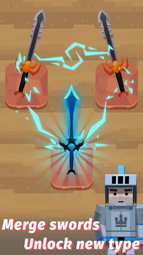 Merge Sword - Idle Blacksmith Master 1.4.4 screenshots 11