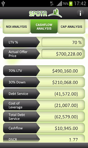 Real-Estate Deal Analyzer Free For PC Windows (7, 8, 10, 10X) & Mac Computer Image Number- 7