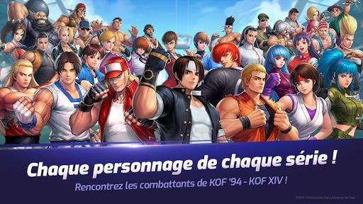 Télécharger Gratuit The King of Fighters ALLSTAR APK MOD (Astuce) screenshots 1