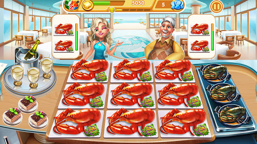 Cooking City: frenzy chef restaurant cooking games 1.90.5031 screenshots 5