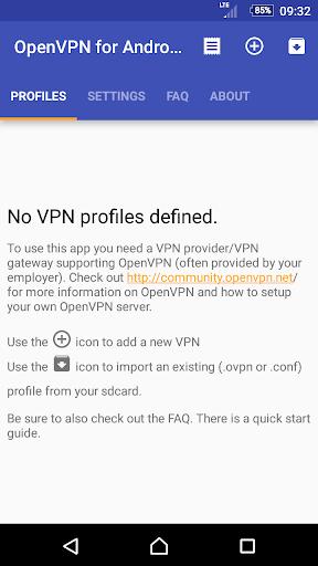 OpenVPN for Android apktram screenshots 5