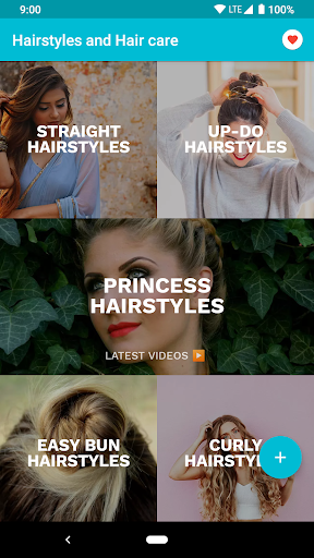 Hairstyles for your face : Free Hair salon 3.0.153 Screenshots 10