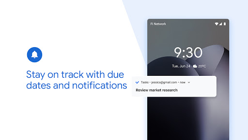 Google Tasks: Any Task, Any Goal. Get Things Done 2020.10.19.340211436.release screenshots 4