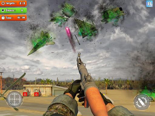 Jet Sky War Fighter 2021: Airplane Shooting Combat  screenshots 12