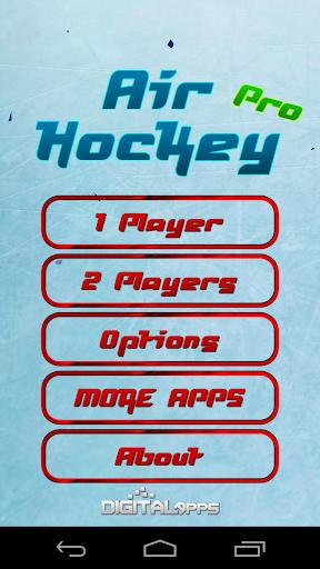 air hockey pro sci-fi screenshot 1