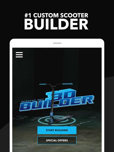 Scooter Hut 3D Custom Builder  screenshots 7