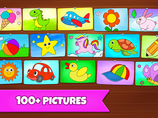 Drawing Games: Draw & Color For Kids  screenshots 19