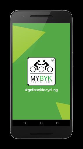 MYBYK | Bicycle Rental & Sharing android2mod screenshots 1