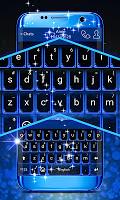 Blue Keyboard Theme