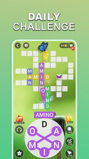 Word Rainbow - A crossword game 1.7.6 screenshots 3