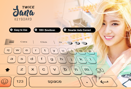 TWice Sana Theme Keyboard 10.0