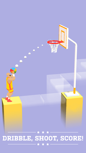 Perfect Dunk 3D modiapk screenshots 1
