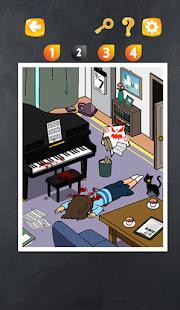 لغز الجريمة  screenshots 1