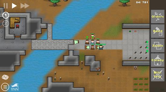 Going Deeper! – Colony Building Sim 0.3.12c 1