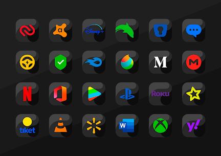 Anubis Black – Icon Pack Apk 2.1 (Paid) 7