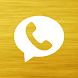 通話アプリ選択 - Premium Dialer
