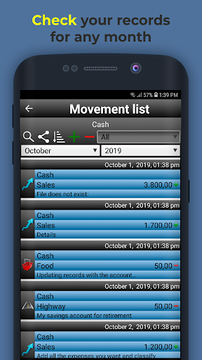 Daily Expenses 2: Personal finance android2mod screenshots 3