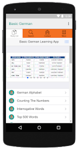 Basic German Language Learning App For Beginners 5.0.8 Mod APK Updated 1