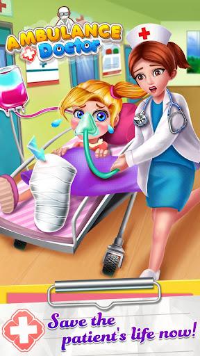 🚑🚑911 Ambulance Doctor 3.2.5038 screenshots 3