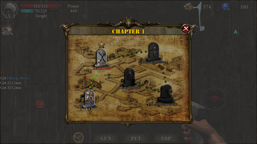 Tomb Hunter Pro 1.0.65 screenshots 4